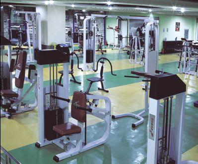 健身房运动地板-Grabo嘉宝